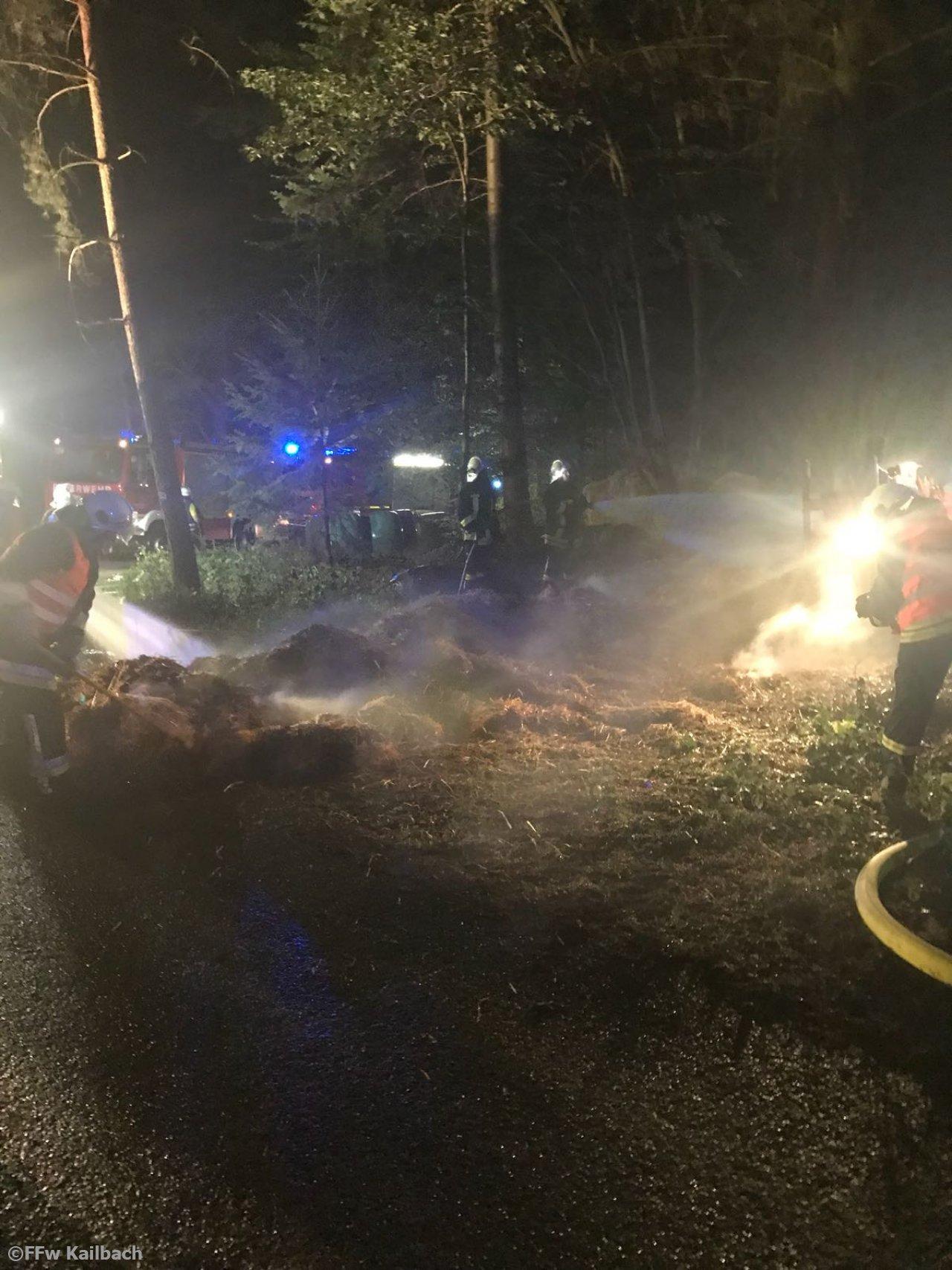 Brandeinsatz vom 07.08.2018     (C) Feuerwehr Kailbach (2018)